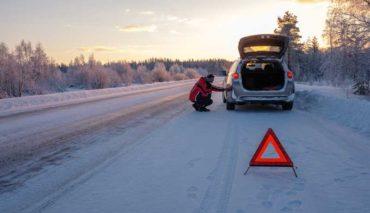 viaggio nella neve